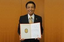 小宮節郎教授が「日本整形外科学会 学術賞」を受賞