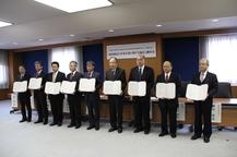 鹿児島県と県内8大学等との地方創生推進に係る協定調印式を行いました