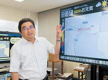 眞木雅之特任教授が日本気象学会2016年春季大会において「岸保賞」 を受賞
