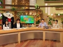 8/23 MBCテレビ「かごしま4」 に歯学部の学生さんが出演します