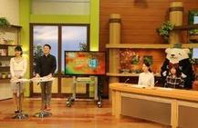 MBCテレビ「かごしま4」 に農学部の学生さんが出演しました