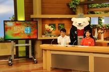MBCテレビ「かごしま4」 に教育学部の学生さんが出演しました
