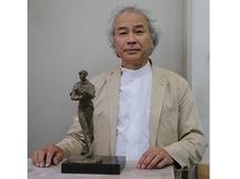 池川教授が日本彫刻会展覧会(日彫展)最高賞にあたる西望賞を受賞