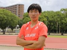 陸上競技部 三段跳日本代表選手 田坂裕輝さんインタビュー
