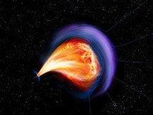 【研究成果】巨大星の最期・超新星爆発直前にとらえた強力な磁場