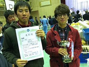 SATSUMAロケット研究会(代表:理学部生)が種子島ロケットコンテストで部門優勝!