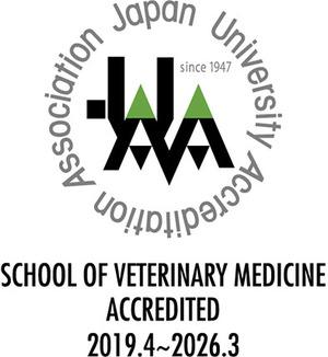 鹿児島大学共同獣医学部が獣医学教育評価において「基準に適合している」と認定されました