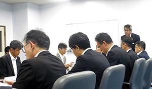 鹿児島県と教職大学院について意見交換を行いました