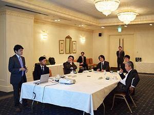 第35回京都賞受賞者を囲む鹿児島コロキウムを開催