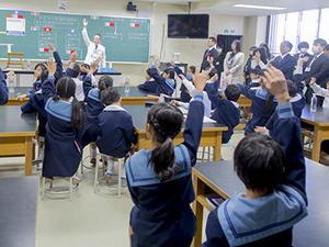 教育学部附属小学校で「子ども科学教育研究全国大会」を開催