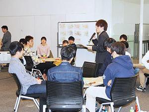 【法文学部】学生と教職員の交流のためのFDシンポジウムを開催