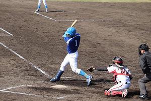 「日本野球誕生125周年中馬庚先生記念試合」を開催 -東大野球部vs鹿大野球部-
