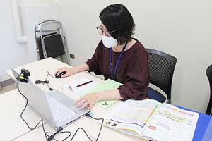 オンラインオープンキャンパス(8/24~8/28)2日目!大学職員による個別相談を実施