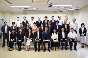 履修証明プログラム「稲盛経営哲学プログラム」(第9期)開講式を開催