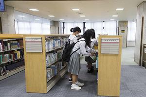 大分県立日田高校の皆さまが本学を訪問しました