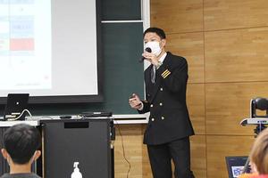 ~空飛ぶ操縦室へのインビテーション~SKY CAMP操縦飛行体験説明会を開催