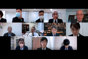 「進取の精神学生表彰」優秀賞等の受賞者が決定
