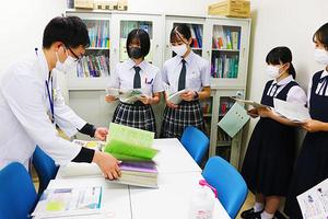 【病院】第20回高校生・受験生を対象とした病院薬局見学会を開催