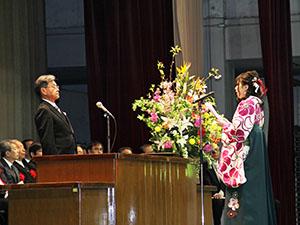 平成30年度卒業式・修了式を挙行~2,532人が巣立つ~