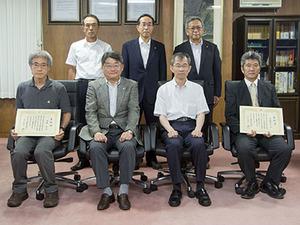 平成30年度特別研究員等審査会専門委員(書面担当)及び国際事業委員会書面審査員表彰式が執り行われました