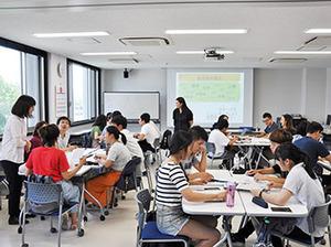 中国清華大学の学生と鹿児島県内大学生の教育連携促進プログラムを実施しました