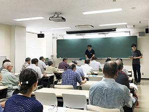 夏の集中公開講座「大隅国の歴史を学ぶ」開催しました