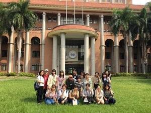 学生が台湾で短期海外研修を行いました(P-SEG短期海外研修)