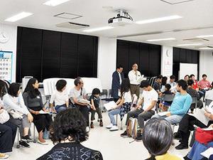 2019年度鹿児島大学グローバルセンター・ホストファミリー説明会&交流会を開催しました