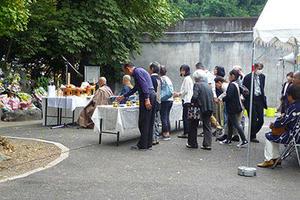 令和元年度動物慰霊祭及び特別講演を開催