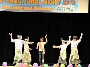 鹿児島大学留学生会(KUFSA)インターナショナルナイト2019を開催
