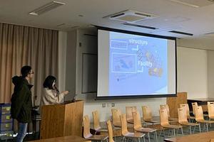 学生による「世界展開力クラスシンポジウム(Kagoshima Triad Program Symposium 2020)」を開催