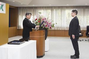 令和元年度学位記授与式を挙行~ご卒業・修了おめでとうございます!~