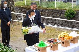 令和2年度動物慰霊祭を開催