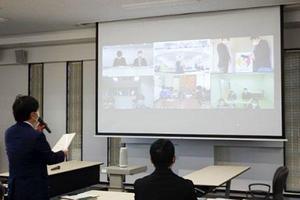 地域課題解決に向けた第一陣「鹿児島大学サポーター」を委嘱