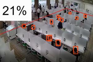 【理工学】生協中央食堂の混雑を見える化