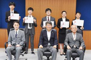 令和3年度種村完司私費外国人留学生奨学金授与式を開催